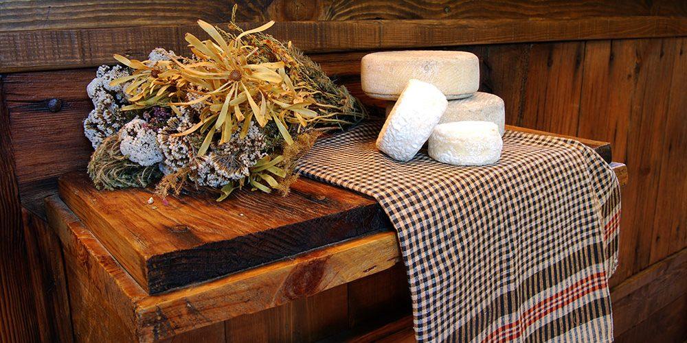 Tienda de la quesería Bal de Broto