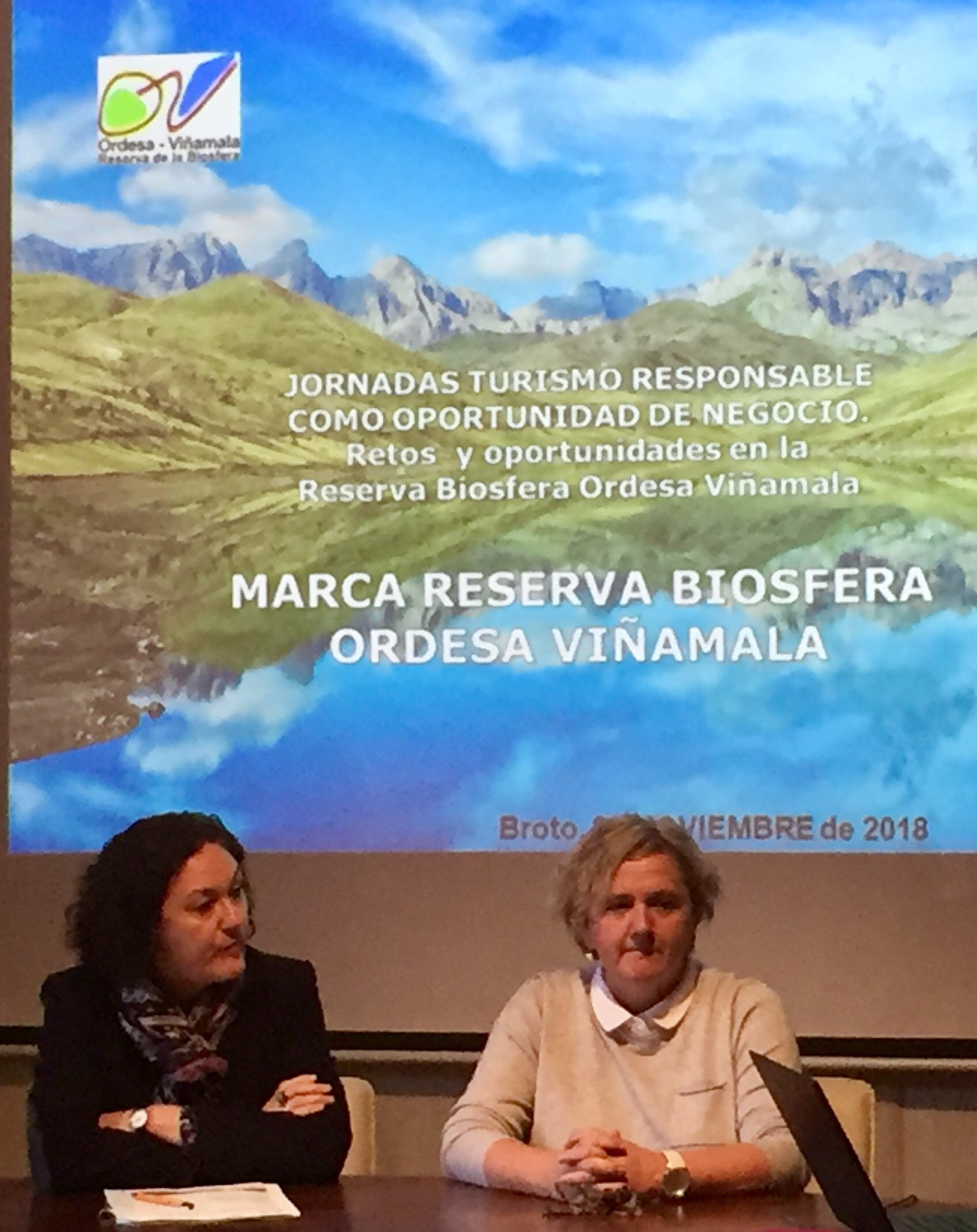 Ordesa Viñamala, Reserva de la Biosfera
