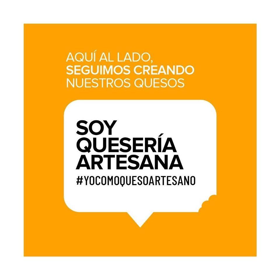 Soy Quesería Artesana